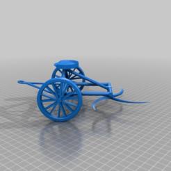 Imprimir en 3D gratis HARVESTER, syzguru11