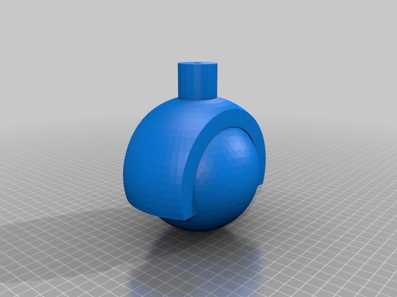 c1fe4761fb7d41b1ca5d8bd4f769f3fd.png Télécharger fichier STL gratuit roulement de balle avec monture • Objet pour imprimante 3D, syzguru11