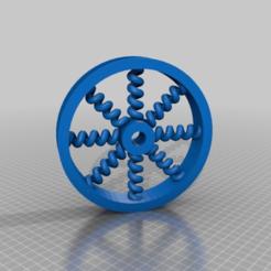 Télécharger modèle 3D gratuit roue d'alimentation, syzguru11
