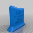 c21837b6bb1318237dd60c40a7237dde.png Download free STL file gravestone concept - retourning the favour • 3D print model, syzguru11