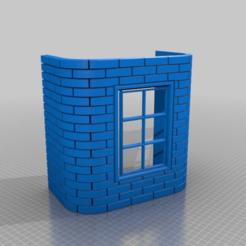 Download free 3D printer designs window - ansichten und einsichten, syzguru11