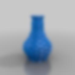 Descargar archivos STL gratis Jarrón Hexagonal, syzguru11