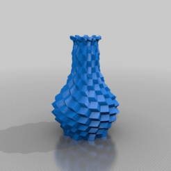 Download free 3D printer templates Hexagon Vase, syzguru11