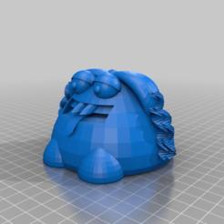 Télécharger fichier imprimante 3D gratuit obolongs girl, syzguru11