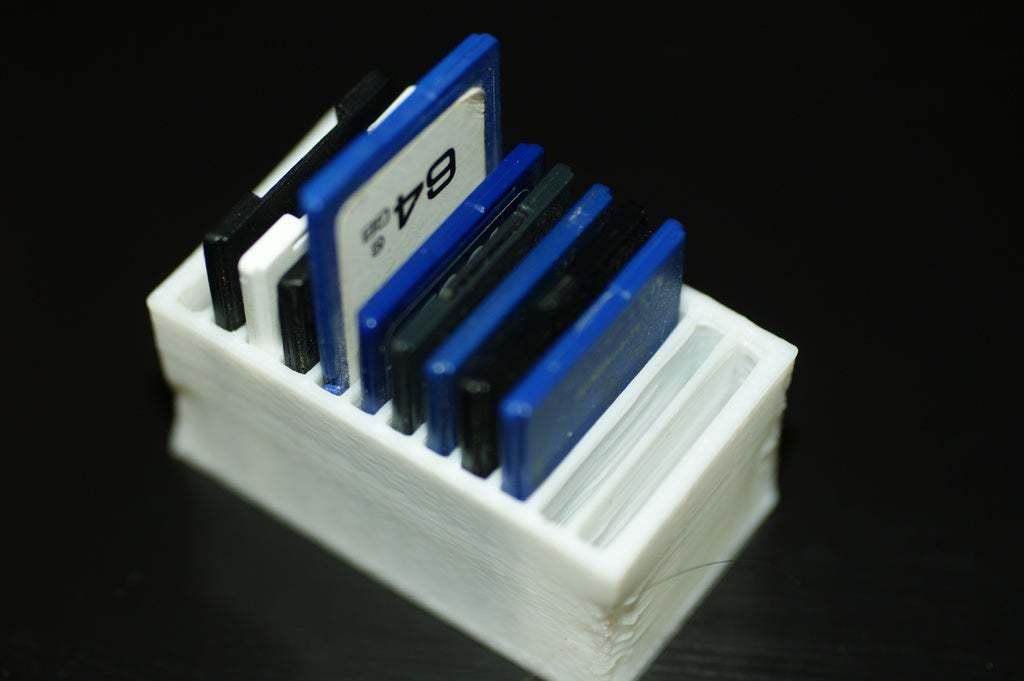 DSC03537.JPG Télécharger fichier STL gratuit Carte SD - Boîte • Objet imprimable en 3D, syzguru11