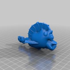 Download free 3D print files Deco fish austria for aquarium, syzguru11