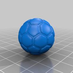 Descargar diseños 3D gratis fútbol fussball football, syzguru11