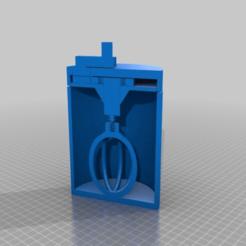 Download free 3D printing files greetings from BKK asians Paris / margeritha machine / mixer, syzguru11