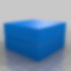 Download free 3D printing designs flatbox weed hemp spices grinder, syzguru11