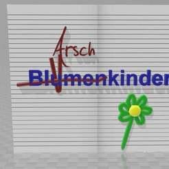 Download free 3MF file blumenkinder - ausgebessert (NSFW) • 3D printable template, syzguru11