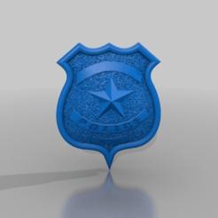 Descargar modelos 3D gratis policía, syzguru11