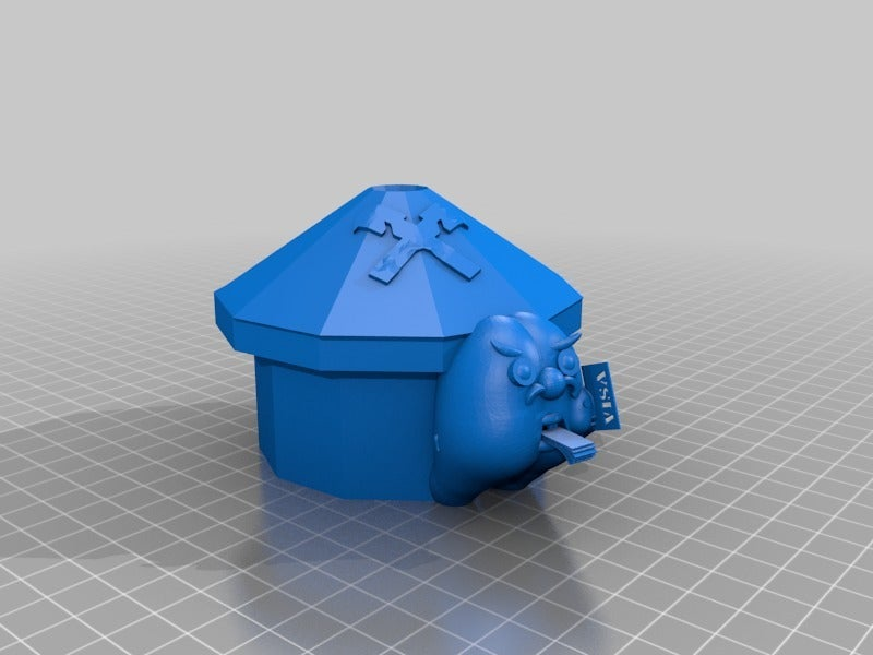 00fb73b457421757c32d2ed5e56b599e.png Download free STL file the power of imagination / other side ...makrofinanceinstitute-tipi arschgesicht cash dispenser • 3D printing object, syzguru11
