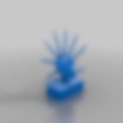 iro.STL Télécharger fichier STL gratuit vivre longtemps et prospérer SCULPTURE • Objet imprimable en 3D, syzguru11