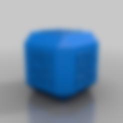 qr-code-dicefix.stl Download free STL file qr code dice • 3D printing design, syzguru11