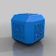 26d4ea1bcb6e604a0a8d178eef828b3c.png Download free STL file qr code dice • 3D printing design, syzguru11