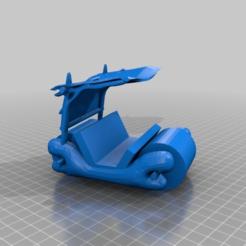 Télécharger fichier imprimante 3D gratuit voiture à silex, imprimer et conduire, syzguru11