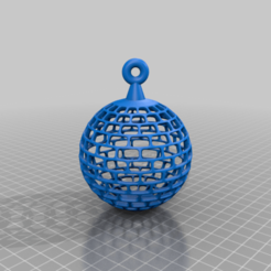 Download free 3D printing files cage-ball  ..put other things in it, syzguru11