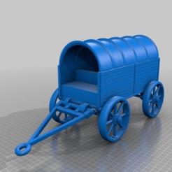Télécharger modèle 3D gratuit zigeunerwagen, syzguru11