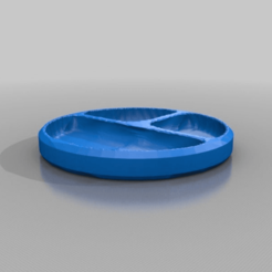 Download free 3D printer templates plate / kitchen and dining, syzguru11