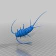 Télécharger fichier STL gratuit silverfish • Objet à imprimer en 3D, syzguru11