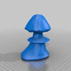 1e9ef2de742da52a6f9c56e764827ac0.png Télécharger fichier STL gratuit MUSHROOM • Plan imprimable en 3D, syzguru11