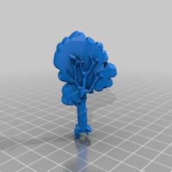 Download free 3D printing templates TREE, syzguru11