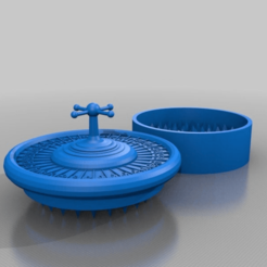 8cfad5cfd6b5ec5379c9cdb182070d38.png Download free STL file roulette grinder - spin the wheel - rien ne va plus - grind the herbs • 3D printable model, syzguru11