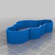 Download free 3D printer model different cloud cookie  cutters, syzguru11