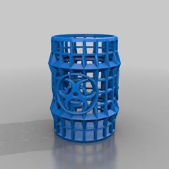 Download free STL file paper bin • 3D printer model, syzguru11