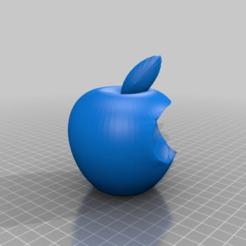 Descargar archivos 3D gratis la manzana de la manzana, syzguru11