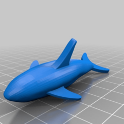 Descargar archivos 3D gratis orca blubb blubb, syzguru11