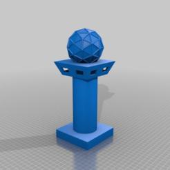 Descargar archivos 3D gratis torre de radar, syzguru11