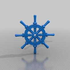 Descargar archivo 3D gratis el volante de los marineros, syzguru11