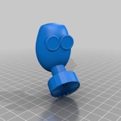 Télécharger fichier impression 3D gratuit gasmask, syzguru11
