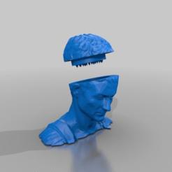 Descargar archivo 3D gratis molino de césar - desmalezadora, syzguru11