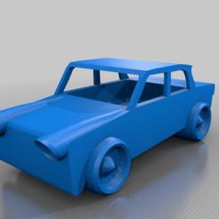 Télécharger fichier 3D gratuit FIAT Luxus Wagon - vom munde abgespart, syzguru11
