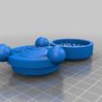 Télécharger fichier STL gratuit trois sphères aveugles smiley broyeur • Plan pour impression 3D, syzguru11