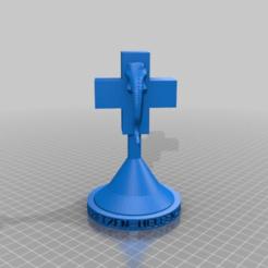 Download free 3D model helfen statt hetzen, syzguru11