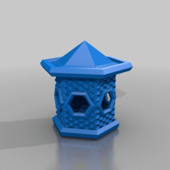 Télécharger fichier STL gratuit mangeoire à oiseaux • Plan pour impression 3D, syzguru11