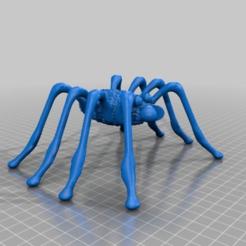 Impresiones 3D gratis araña, syzguru11
