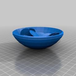 Download free 3D printing templates gurkensalat   cucumber salad, syzguru11