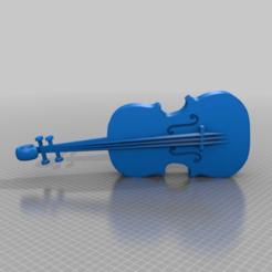 Télécharger fichier impression 3D gratuit violon, syzguru11