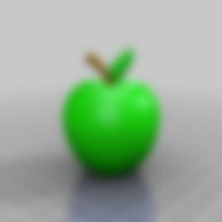 Download free STL file apple grinder ( WEED HERB HEMP SPICES ), syzguru11