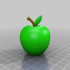 APPLEGRINDER1.png Download free STL file apple grinder ( WEED HERB HEMP SPICES ) • 3D printing object, syzguru11