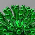 Télécharger fichier STL gratuit boule de cristal - plus dense • Modèle imprimable en 3D, syzguru11