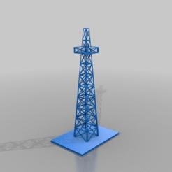 Télécharger fichier STL gratuit # foret pétrolier v2, syzguru11
