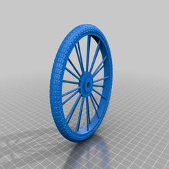 Descargar STL gratis la rueda de la moto - imprimir y conducir..., syzguru11