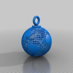 Descargar Modelos 3D para imprimir gratis clave de la tierra 4, syzguru11