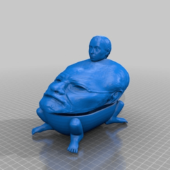 Download free 3D printing files salzfass freud, (saliera) the spice extends life. the spice expands consciousness. the spice is vital to space travel, syzguru11