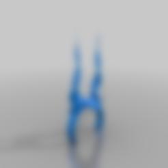 2horns2.STL Download free STL file Horn • 3D printing design, syzguru11